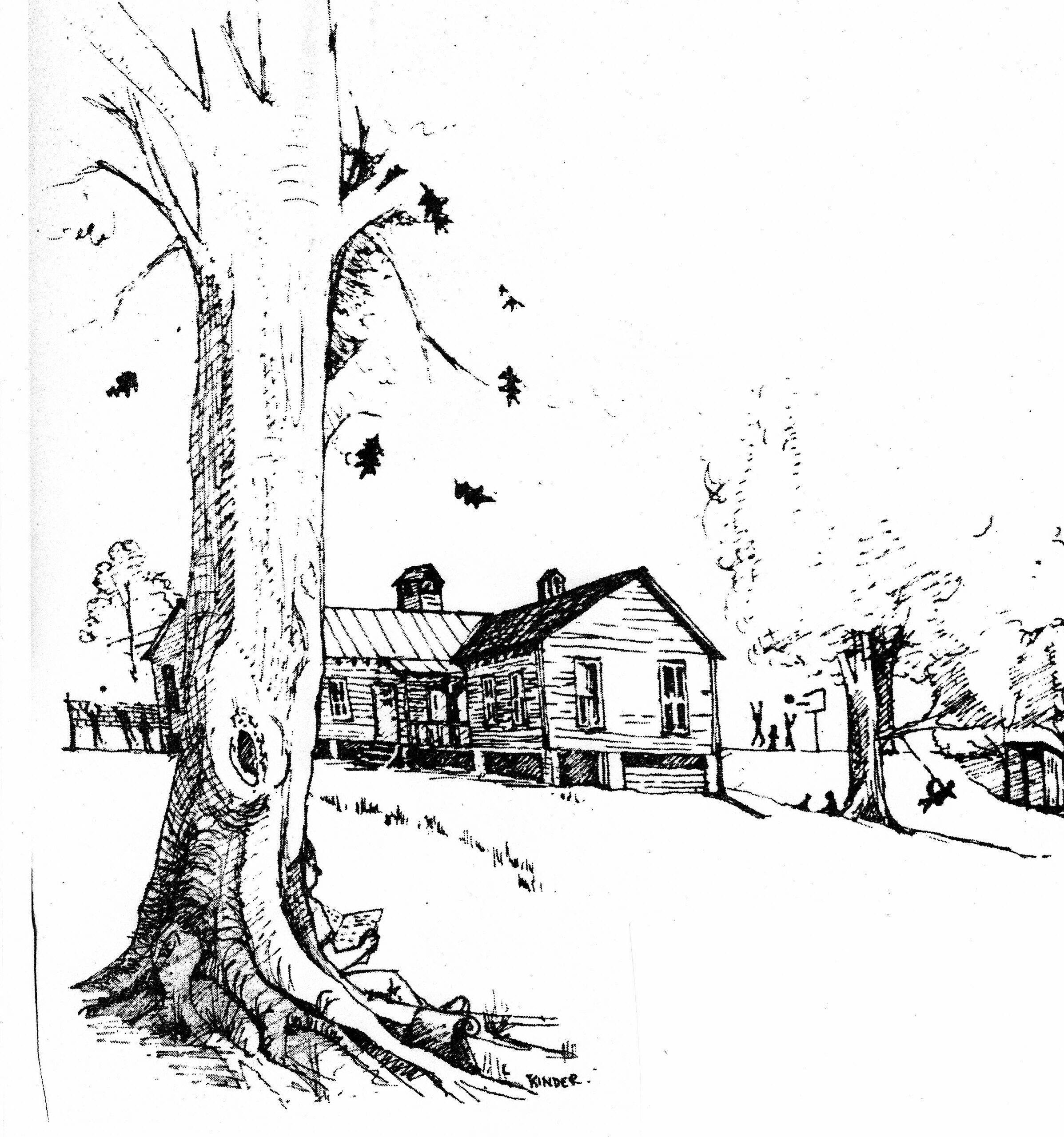 School Drawing School Drawing